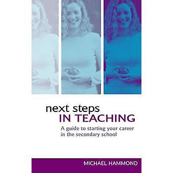 Nächsten Schritte in der Lehre von Michael Hammond - 9780415317344 Buch