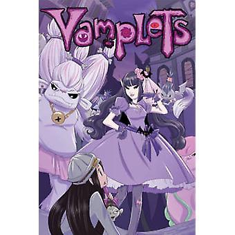 Vamplets Nightmare Nursery - Volume 3 by Dave Dwonch - Bill Blankenshi