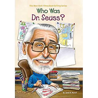 Qui était le Dr Seuss?
