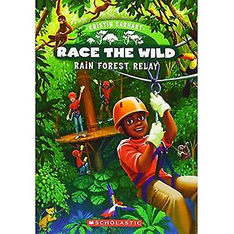 Course du sauvage #1: relais de la forêt tropicale