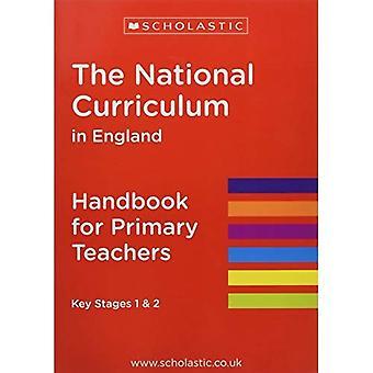Narodowy Program nauczania w Anglii - Podręcznik dla nauczycieli szkół podstawowych (National Curriculum Podręcznik)