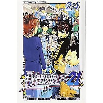 Eyeshield 21, bind 24