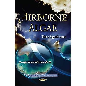 Airborne Algae (Air, Water and Soil Pollution Science and Technology)