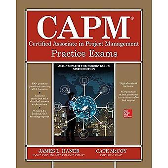 CAPM Certified Associate in Project Management praktijk examens