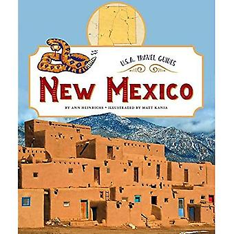 New Mexico (U.S.A. Travel Guides)