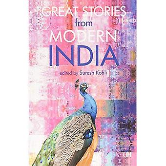 Great Stories from Modern India