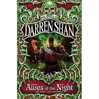 Allierade i natten (Saga av Darren Shan)