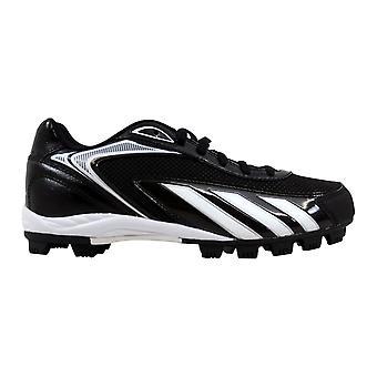 Adidas HotStreak Low Black/White-Metallic Silver G47418 Men's
