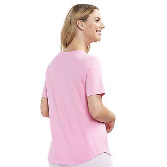Rosch 1884155 kvinnors Smart Casual bomull pyjamas Top