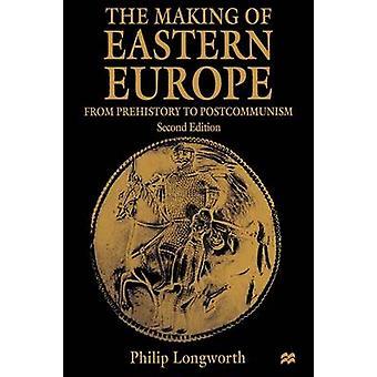 Inngåelse av Øst-Europa fra forhistorien Postcommunism av Longworth & Philip