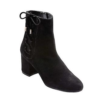 Cole Haan Womens Leah Round Toe Ankle Fashion Boots