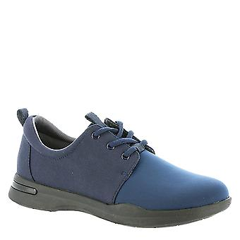SoftWalk Womens Relax Fabric Low Top Lace Up Walking Shoes