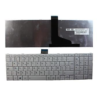 Toshiba Satellite Pro C850-1F5 bianco Windows 8 Layout francese sostituzione tastiera portatile