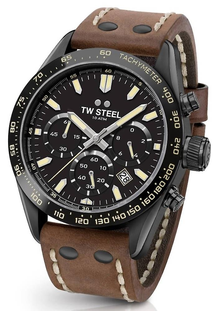 TW Steel Chronograph sports watch Chs1 46 mm