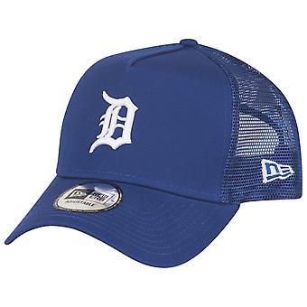 Ny era justerbar Trucker Cap-MLB Detroit Tigers kungliga