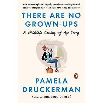 Der er ingen voksne: En Midlife Coming-Of-Age historie