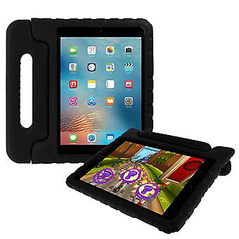 iPad Case9.7 2017 / iPad 5 / iPad 2018, Child Handles - Black