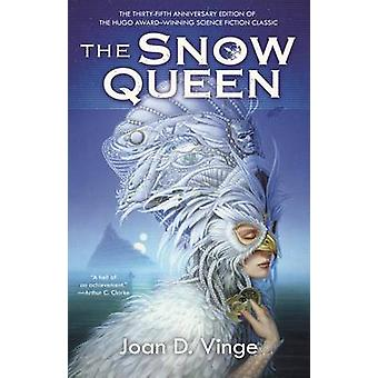 The Snow Queen by Joan D Vinge - 9780765381774 Book