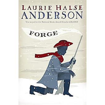 Forge by Laurie Halse Anderson - 9781432850371 Book
