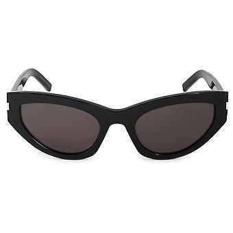 Saint Laurent SL 215 GRACE 001 54 Cat Eye Sunglasses