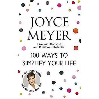 100 manieren om uw leven te vereenvoudigen