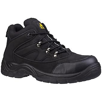 Amblers Safety Mens FS151 Vegan Friendly Safety Boots Black