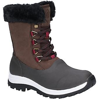 Muck Boots Womens Apres Lace Mid Boot