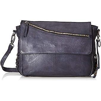Legend FABRIANO Blue Women's shoulder bag (Blue (navy 0003)) 8x26x36 cm (B x H x T)
