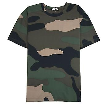 Valentino Macro Camouflage T-shirt Camo