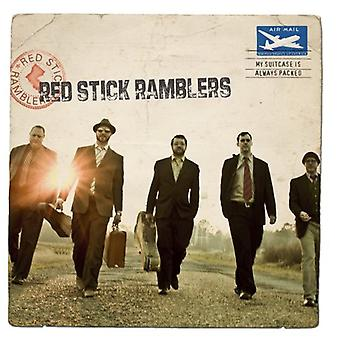 Red Stick Ramblers - My Suitcase Is Always Packed [CD] USA import