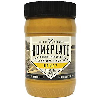 Home Plate mogyoróvaj Honey gluténmentes