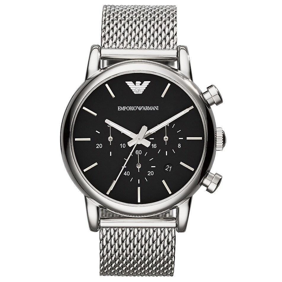 Emporio Armani mannen Chronograph horloge AR1811
