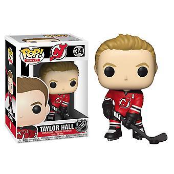 NHL Devils Taylor Hall Pop! Vinyl
