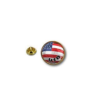 باين الصنوبر دبوس شارة دبوس أبوس؛ s المعدنية راكب الدراجة النارية راكب الدراجة النارية العلم القدم الولايات المتحدة الأمريكية
