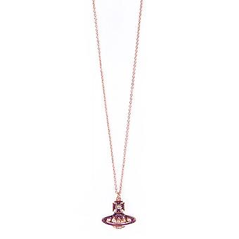 Vivienne Westwood Jewellery Aretha Small Bas Relief Pendant