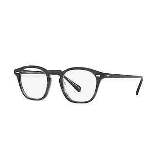 Oliver Peoples Elerson OV5384U 1661 träkol sköldpadda glasögon