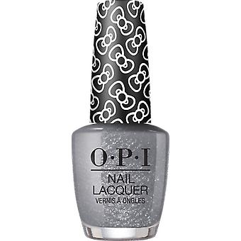 OPI Hello Kitty 2019 julen neglelakk Collection er ikke hun ikoniske (HRL11) 15ml