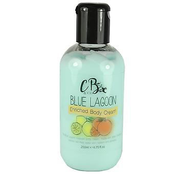 CB & Co Body Cream Blue Lagoon 200ml