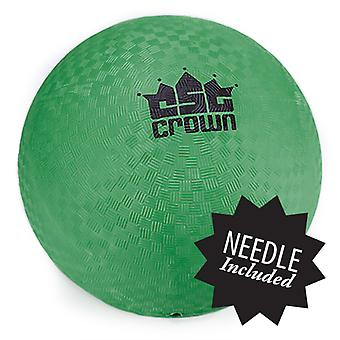 Green Dodge Ball 8.5