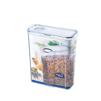 Lock & Lock 4.3 Litre Rectangular Food Storer With Airtight Flip Top Lid