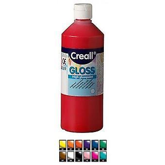 Creall Havo01281 500 ml 11 Cyclamen Havo High Gloss Paint Bottle