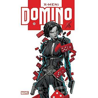 Xmen Domino by Ben Raab