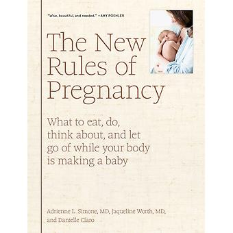 New Rules of Pregnancy by Adrienne L Simone