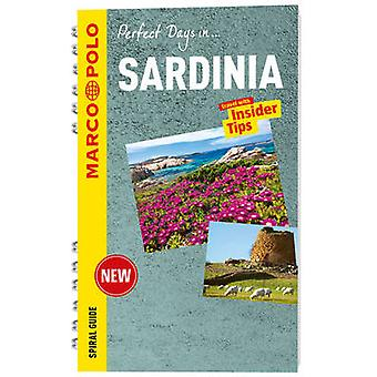 Sardinia Marco Polo Travel Guide  with pull out map