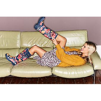 Ruby Shoo Women's Esme Wellington Boots