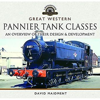 Great Western Pannier Tank Classes by David Maidment