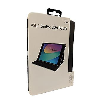 Asus Zen Clutch Folio Case with Stand for Asus ZenPad Z8s - Gray/Silver