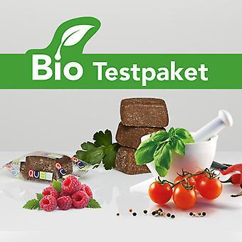 Barras de dieta Swiss-QUBE - Control de peso ? Paquete de prueba completado ? Perder peso sin inanición sobre una base natural Texto original en