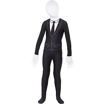Сверхъестественное мальчик костюм, костюм Хэллоуин ребенка, средний возраст 7-9