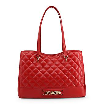 Amore moschino donne's borsa a tracolla - jc4203pp08ka, rosso